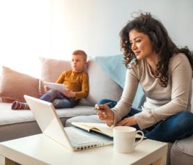 Nejčastější chyby rodičů ve financích